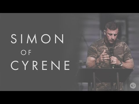Men of the Bible  |  Simon of Cyrene