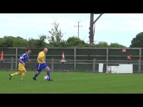 Southminster & Norton vs Southend United Legends XI 11-5-14 - Highlights