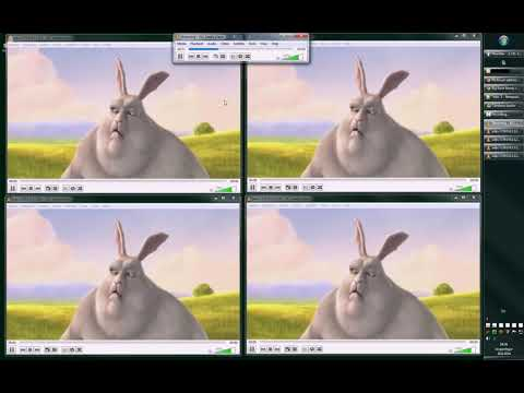 Multicast UDP Streaming Using VLC