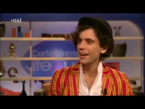 MIKA @ Life 4 You (interview) - 03/01/2010