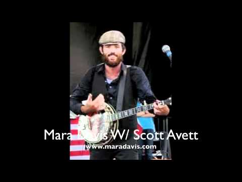 Mara Davis interviews Scott Avett - The Avett Brot...