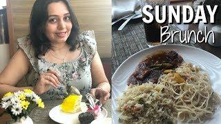 Sunday Brunch in Mumbai | Radisson Mumbai
