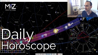 Weekend Horoscope February 3 4 & 5, 2017 - Jupiter Retrograde - True Sidereal Astrology
