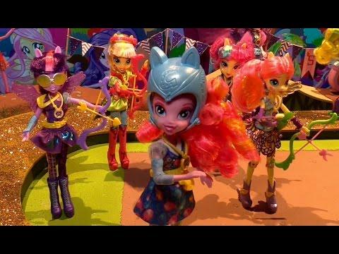 New My Little Pony Toys From Toy Fair 2015 - Equestria Girls, Friendship Games, Playskool