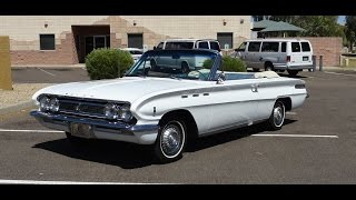 1962 Buick Skylark Convertible with Stock V8 Engine & 4 Barrel Carb My Car Story with Lou Costabile