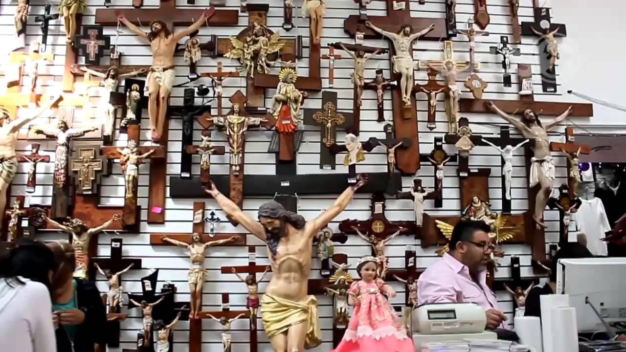 """7acf1510072 Artículos religiosos """"Católica"""" - YouTube"""