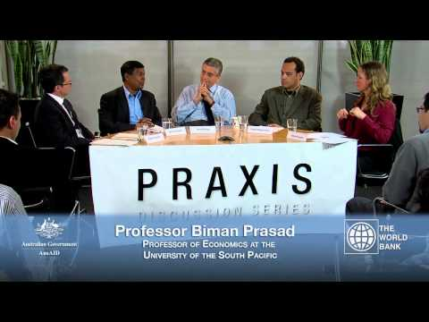 Praxis Discussion Series: Pacific Futures