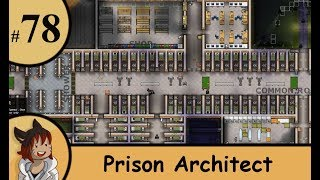 Prison architect part 78 - laying down the floor