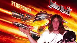 Firepower (Judas Priest) - Review/Reaction