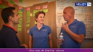 Vélizy TV : Vous avez dit Start-Up - Senscial