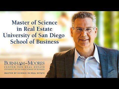 Master Of Science In Real Estate Program