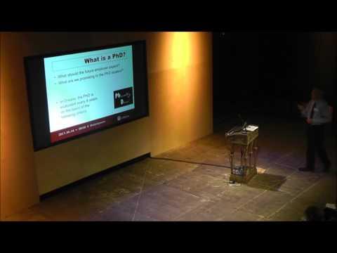 Professor Gary W. Slater | 3rd ICDDET 2017 Keynote Presentation