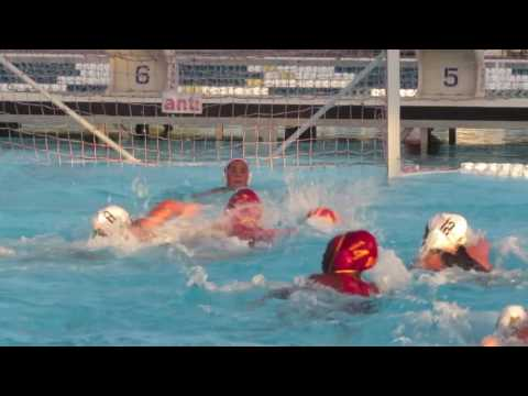 CIF Water Polo: Long Beach Wilson vs. La Serna