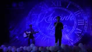 Ba kể con nghe - Dương Trần Nghĩa ft Tùng Acoustic ( Guitar concert Khoảnh Khắc 2015 )