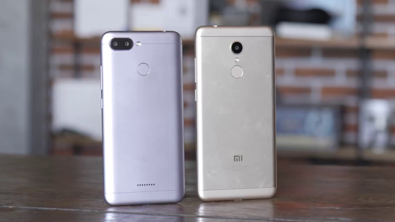 Xiaomi Redmi 6: обзор и мнение о смартфоне