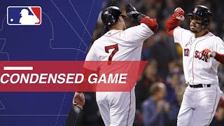 Condensed Game: BAL@BOS- 9/24/18