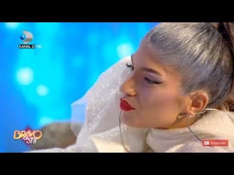 Bravo Ai Stil 19 01 2019 Ilinca S A Intins Pe Masa Juratilor