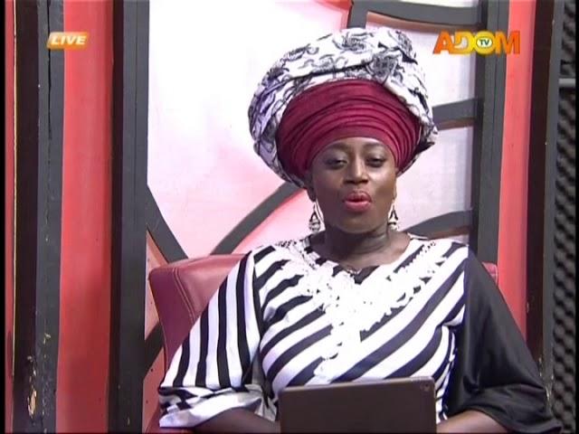 Odo Ahomaso on Adom TV (3-8-18)
