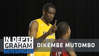 Dikembe Mutombo talks about the finger wag that became his signatur...