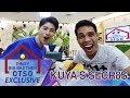 Kuya's Secr8s: Ano ang kinalabasan ng vlog ni Fumiya at Yamyam sa loob ng bahay?