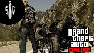 Video Sons of Anarchy  I  Grand Theft Auto V  #16 download MP3, 3GP, MP4, WEBM, AVI, FLV September 2017