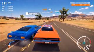Let's Play FH3 General Lee VS 00 20th Anniversary