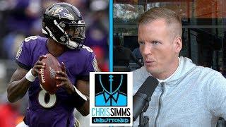 NFL Week 14 Game Review: Ravens vs. Bills | Chris Simms Unbuttoned | NBC Sports