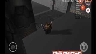 Surviving on ROBLOX Alex peace gamer