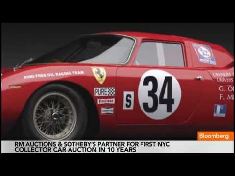 This Rare '64 Ferrari Can Be Yours for $12 Million