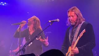 The Black Crowes Stare it Cold The Troubadour 11/15/2019