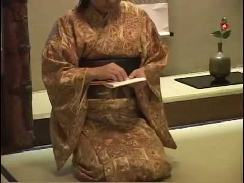 Present! Tea Ceremony: Urasenke Style