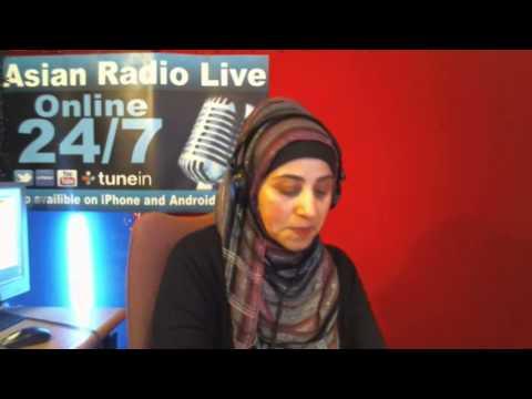 Asima's show 28 01 2014 (Asian Radio Live)