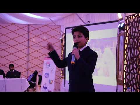Hammad Safi at Meet the senior event in islamabad