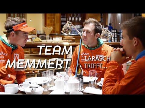 Larasch trifft - Team Memmert