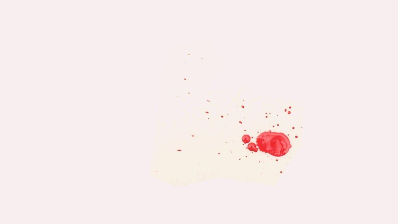 Blood Splatter 1080p Stock Video | TheToobStock Free Stock Video!