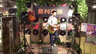 2016年6月18日に島村楽器梅田ロフト店で開催されたHOTLINE2016 店予選の...