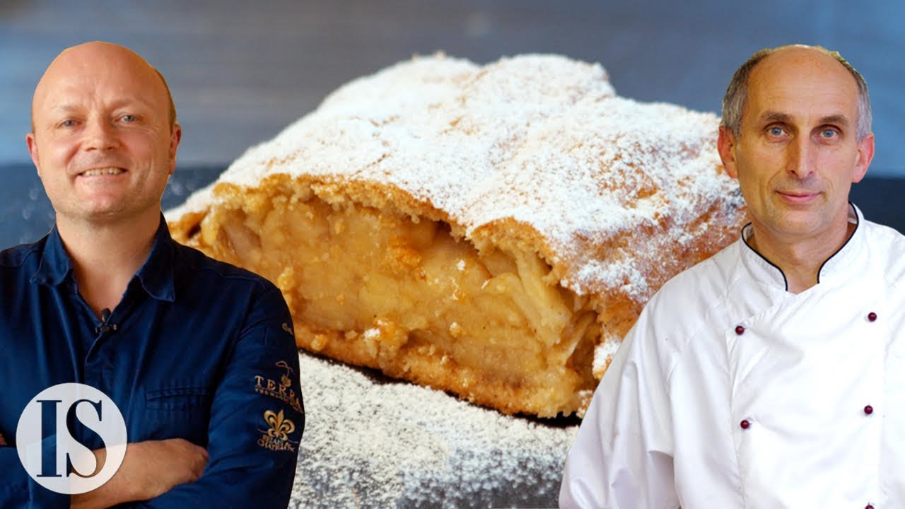 Strudel di mele: Originale vs. Gourmet con Richard Wieser e Heinrich Schneider