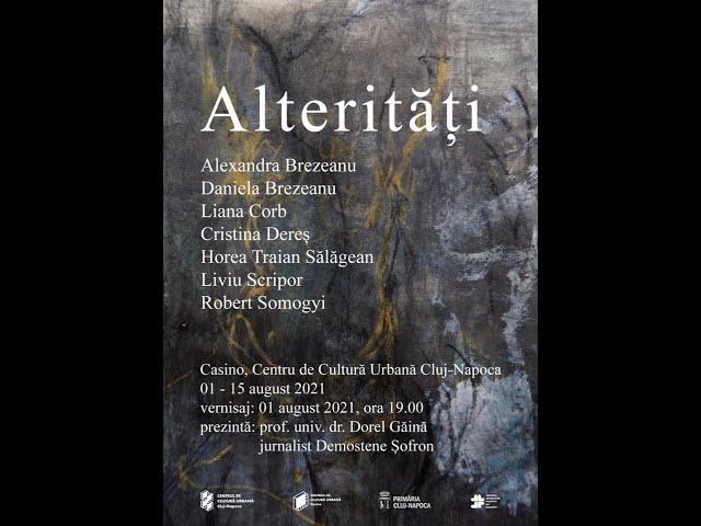 Alterități - expoziție colectivă de pictură