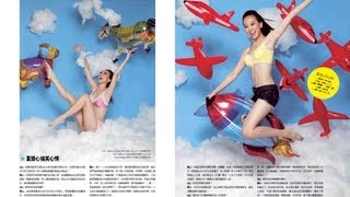 夏語心 性感笑彈三連發#1 GQ Beauty