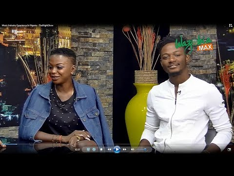 BMBABY AND ELVICK ON MUSIC INDUSTRY EXPERIENCE IN NIGERIA- THE NIGHT SHOW