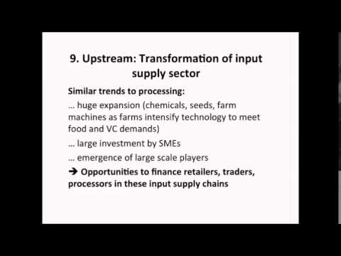 Webinar | Transformation of Food Supply Chains: What Every Agricultural Banker Should Know