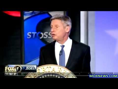 GARY JOHNSON vs JOHN MCAFEE vs AUSTIN PETERSEN 2016 LIBERTARIAN PRESIDENTIAL DEBATE