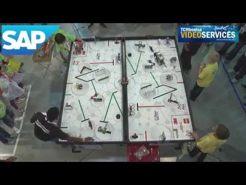 First lego league Africa Championships 2015 Challenges  Day 2