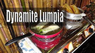 Dynamite Lumpia Filipino Spicy Food 1 of 2