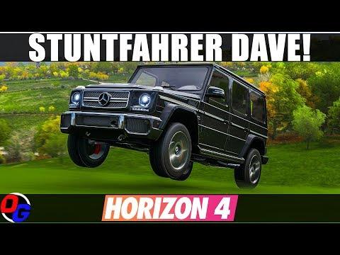 Der Stuntfahrer #1 (Kapitel 1-5) – FORZA HORIZON 4 Gameplay German | Lets Play 4K 60FPS Deutsch thumbnail