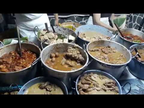 enak-dan-laris-banget!!!-gudeg-permata-bu-narti-yogyakarta---kuliner-malam-jogja-legendaris