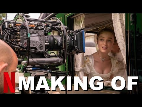 Making Of BRIDGERTON - Best Of Behind The Scenes | Hinter den Kulissen | Funny Moments | Netflix BTS