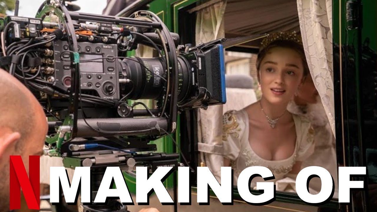 Download Making Of BRIDGERTON - Best Of Behind The Scenes | Hinter den Kulissen | Funny Moments | Netflix BTS