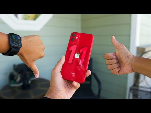 iPhone 11 Review: Pros & Cons!