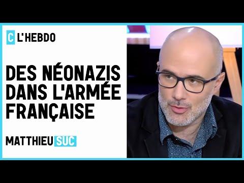 Des néonazis dans l'armée française - C l'hebdo - 20/03/2021